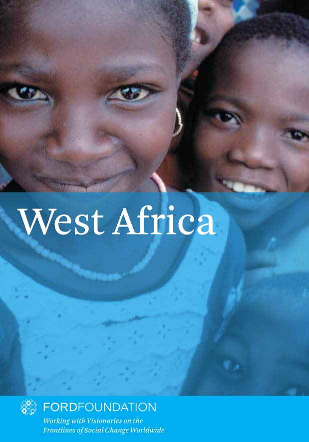 West Africa regional brochure