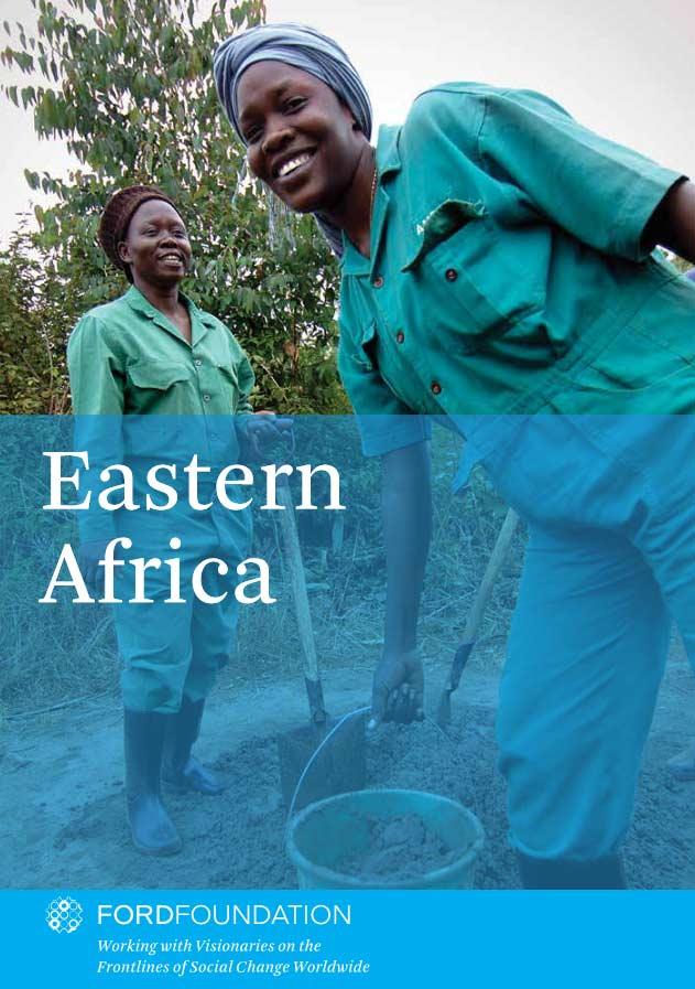 Eastern Africa regional brochure