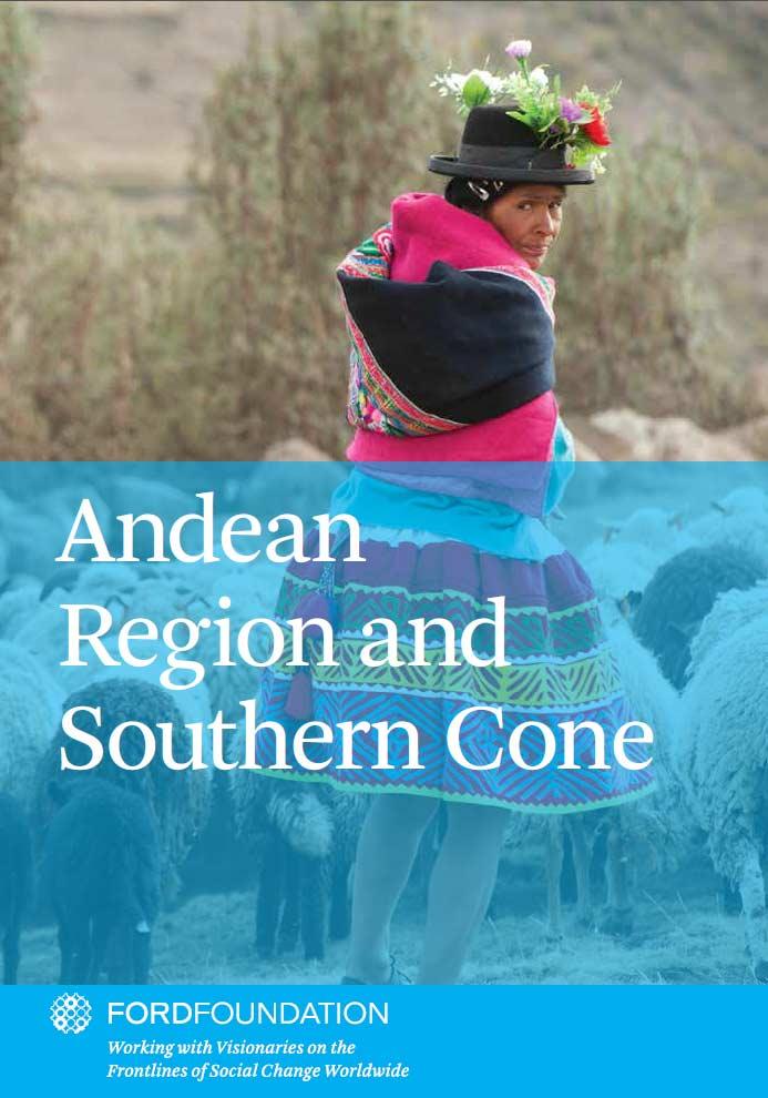 Andean regional brochure
