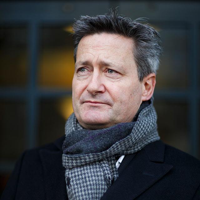 Gerard Ryle, director of the ICIJ